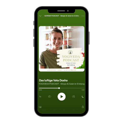 Yogiveda Podcast - das luftige Vata Dosha