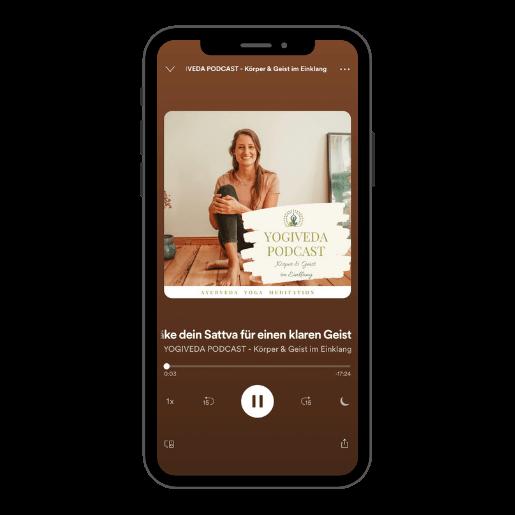 Stärke dein Sattva - Yogiveda Podcast