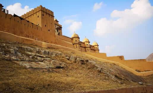 Rajasthan - Amber Fort in Jaipur