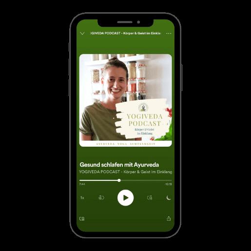 Schlafstörungen aus ayurvedischer Sicht - Yogiveda Podcast