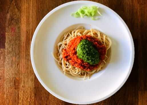 Ayurvedische Spaghetti Rezept
