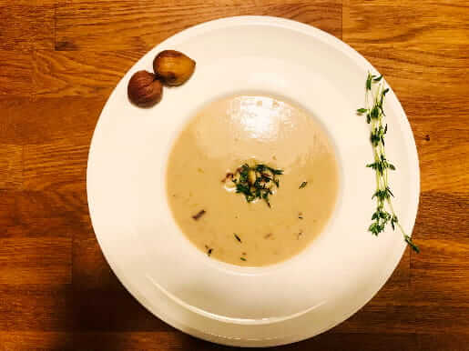 Maronensuppe