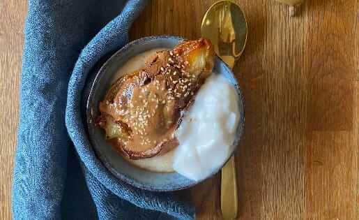 Dinkelgrieß mit Mandel - ein ayurvedisches Frühstücksrezept