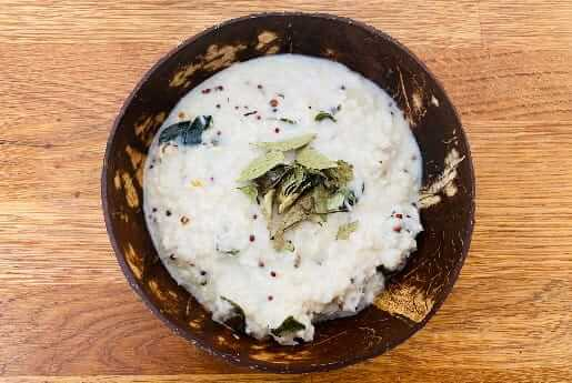 Kokos-Chutney ayurvedisches Rezept von Yogiveda