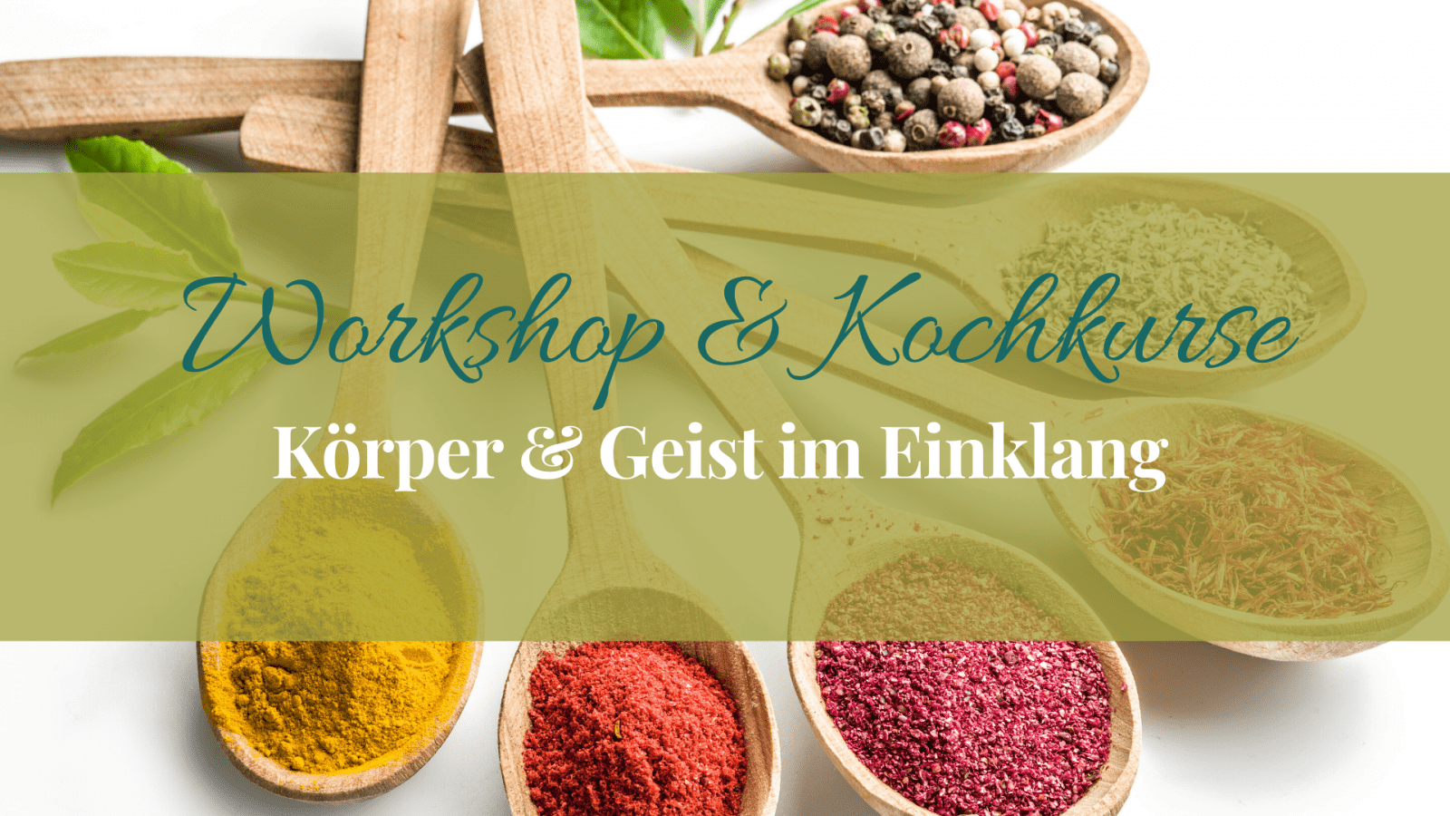 Workshop & Kochkurs