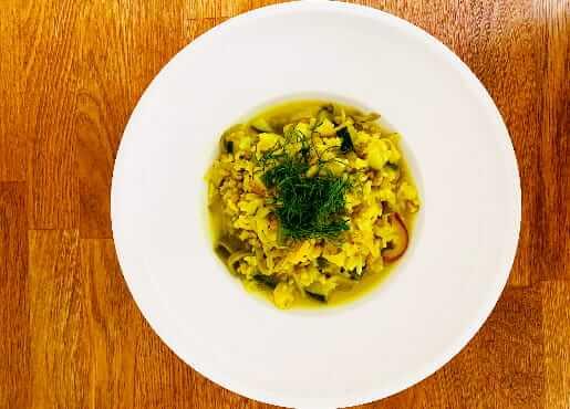 Herbst Kitchari - das Detox Essen im Ayurveda