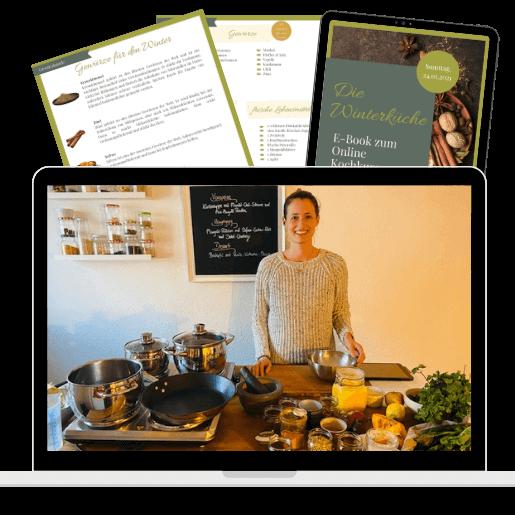 Online Kochkurs - Ayurvedisch kochen