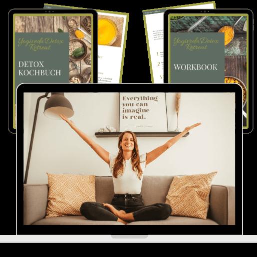 Yogiveda Detox Retreat - Online Kurs